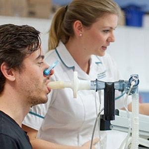 Solunum Fonksiyon Testi ( SFT )